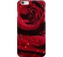 Sparkling Rose iPhone Case iPhone Case/Skin