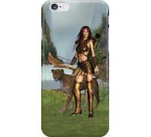 The Huntress .. iphone case iPhone Case/Skin
