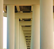 Overseas Highway Bridge by Rene  Triay