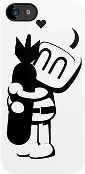 Bomberman Hugger by Photosmagoria