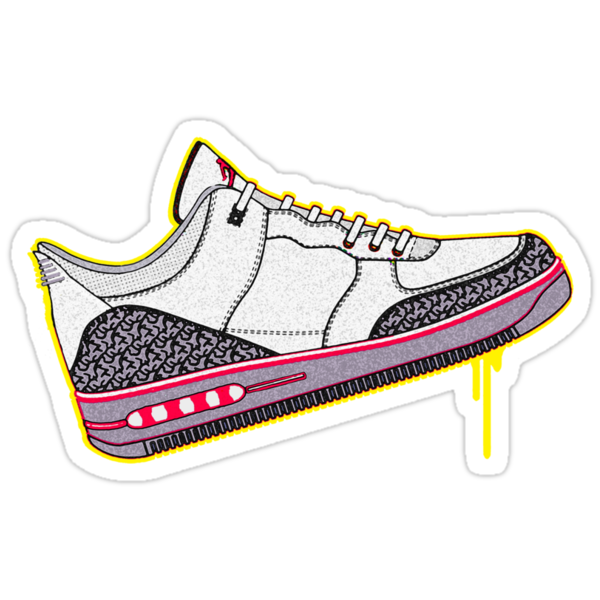 AIR JORDAN: FUSION FORCE III by SOL  SKETCHES™