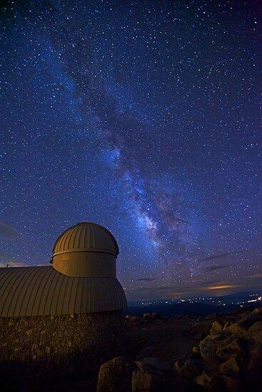 Milky Way by Rick Louie