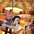 *Merry-Go-Round* by DeeZ (D L Honeycutt)