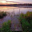 Gull Lake, Minnesota by Mitchell Tillison