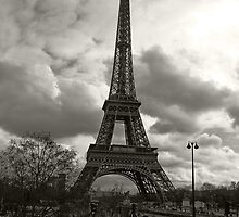 A Rainy Day in Paris #3 by RichardsPC