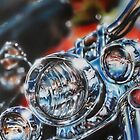 Mark Getty Fine Art - Harley 2 by markgetty