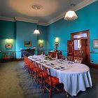 Dining Room  Customs House  Brisbane by William Bullimore