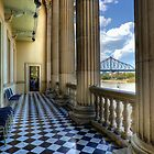 Customs House  Brisbane  Australia by William Bullimore