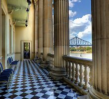 Customs House • Brisbane • Australia by William Bullimore