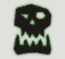 Ork Skull! by Phatcat