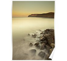 The Warm Glow Of Sunrise Poster