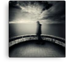 Shadows of Catalunya I Canvas Print