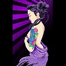 Sexy: Geisha by kagcaoili