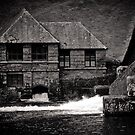 Hut by Lake Vyrnwy by Matt Sillence
