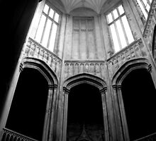Inside Margam by Pippa Carvell