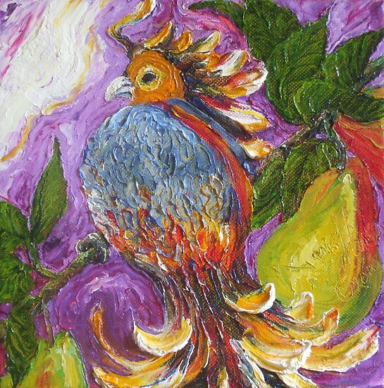 Partridge in a Pear Tree by OriginalbyParis