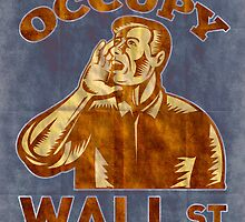 Occupy Wall Street I am 99 percent by patrimonio