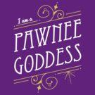 I am a Pawnee Goddess! by beberequin