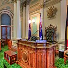Queensland Parliament Legislative Assembly  Brisbane  Australia by William Bullimore