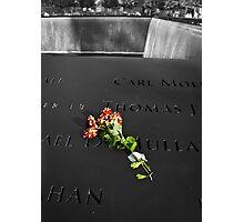Memorial Remembrance Photographic Print