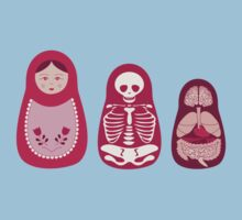 Inside out - Russian Matryoshka dolls by sarahphillips