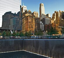 911 Memorial Park View by andykazie