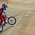BMX Young Rider  by heatherfriedman