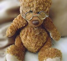 Tiny Ted iphone case by waxyfrog