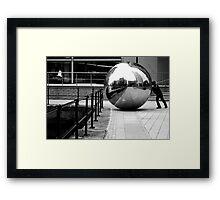 Clarence Dock - Leeds Framed Print