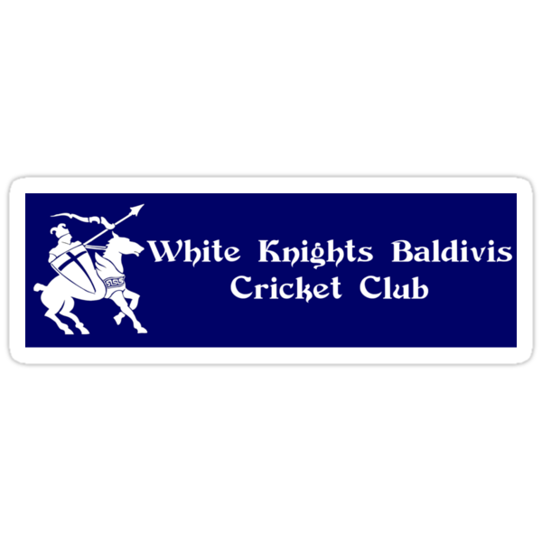 White Knights Baldivis Cricket Club by supercujo