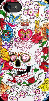 El Dia de Los Muertos by Jordan Clarke