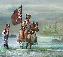 The Pony and The Pirate Pair by Trudi's Images