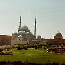 Mohammed Ali Mosque in Cairo. by machka