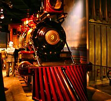 Cool old train, Smithsonian by kathycee