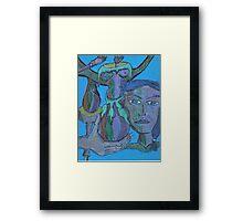 awoken Framed Print