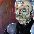 Dr Who Villains No. 5 :Davros by debzandbex