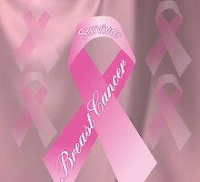 Breast Cancer Survivor iphone Case by imagetj