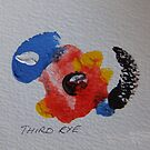 Third Eye by leunig