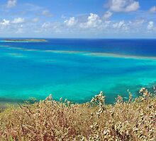 Eustatia Sound Panorama by Leon Heyns