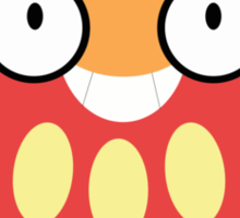 Darumakka Hug Sticker