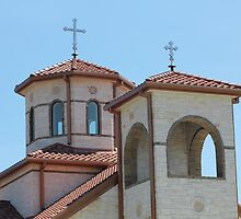 The Bell Tower by Norma Jean Lipert