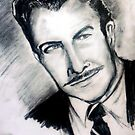 Vincent Price by Becca by debzandbex