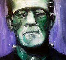 Frankenstein by Debbie by debzandbex