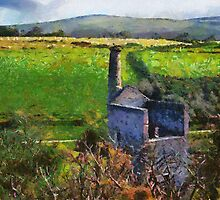 Wheal Betsy Mine, Dartmoor, Devon, UK  by buttonpresser
