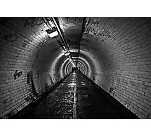 Path to the Isle of Dogs Photographic Print