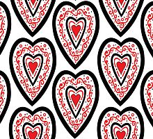 Ben's Heart Pattern by Wealie