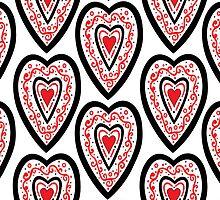 Ben's Heart Pattern by Wealie