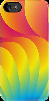 Rainbow Swirls by Wealie