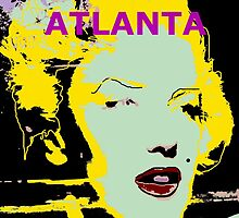 MARILYN IN ATLANTA by Stephen Peace