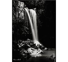 Dreamy Curtis Falls Photographic Print